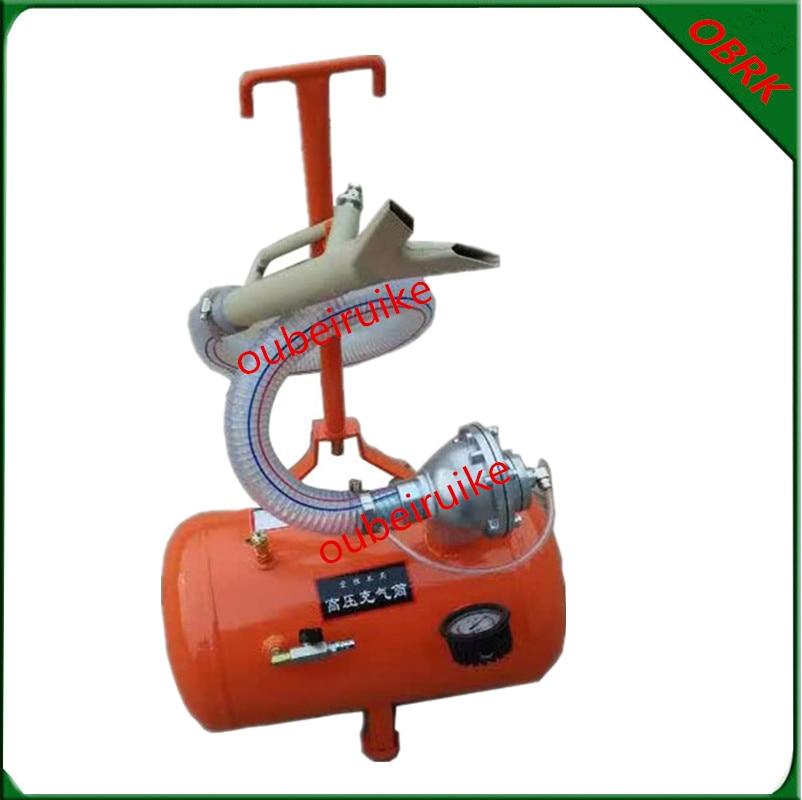 Инструменты Для Ремонта Шин 10 Галлонов Грузовик Вакуумных Шин Взрывных Аэратор Высокого Давления Надувное