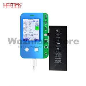 Image 2 - Caja de pruebas de batería WOZNIAK JC B1 para iPhone 5S, 6, 7, 8 X XS, condición máxima de batería, control y pruebas de rendimiento y capacidad de vida útil