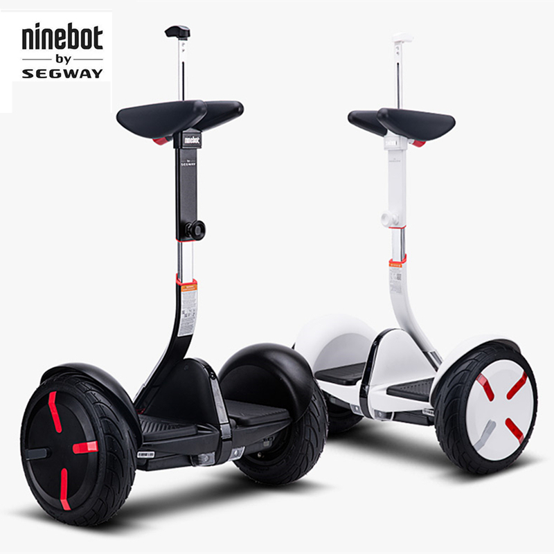 Original Ninebot by Segway Mini Pro smart self balancing miniPRO 2 wheel electric scooter hoverboard skateboard for go kart