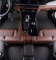 A melhor qualidade! personalizado tapetes especiais de piso para o Novo Mercedes Benz W213 E350e 2016-2017 tapetes impermeáveis duráveis, frete grátis