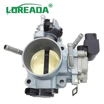 16400-RAA-A62 16400RAAA62 60mm Conjunto Do Corpo Do Acelerador Mecânico Para 2003-Honda Accord Elemento 06 2.4L