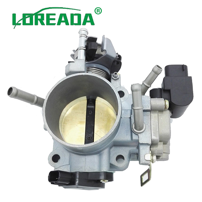 16400 RAA A62 16400RAAA62 60mm Mechanical Throttle Body Assembly For 2003 06 Honda Accord Element 2.4L