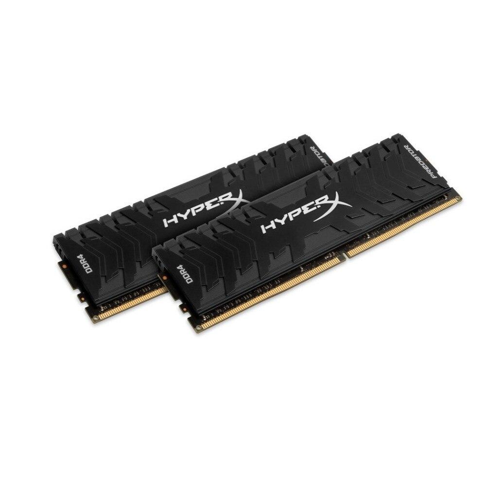 DDR4-3000MHZ 16 go CL15 DIMM XMP KIT de 2 HYPERX prédateur noir 8 go