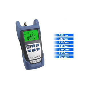 Image 5 - 2 In 1 FTTH Fiber Optic Tool Kit with Optical Power Meter and 30MW Visual Fault Locator Use Fiber optic test pen