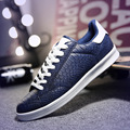 New Spring And Fall Men's Casual Shoes Superstar Flat Shoes Chaussure Homme Korean Breathable Air Mesh Men Shoes Zapatos Hombre
