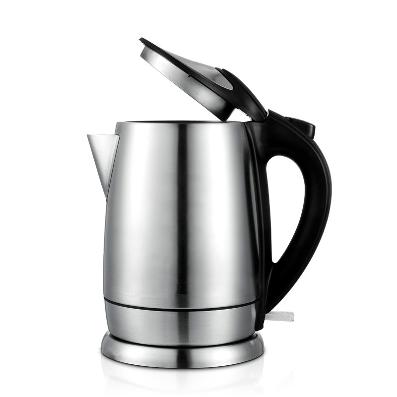 Electric kettle boiler 304 stainless steel electric quick pot home cooking boiling Safety Auto-Off Function electric kettle boiling pot 304 stainless steel home insulation 1 5l