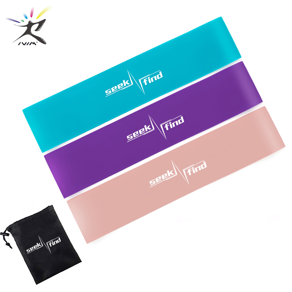 3PC/Set TPR Yoga Resistance Bands Elastic Fitness Bands Gum Home Training Gym Exercise Equipment Expander Rubber Bands Workout