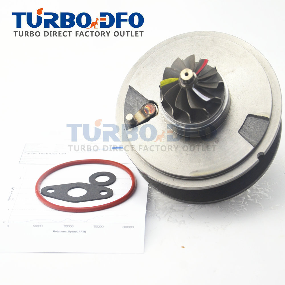 For BMW 118d 318d E87 90 KW -  Turbine Parts CHRA Kit Core 49135-05720 / 49135-05761 Turbolader