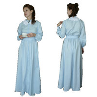 1860 S מחוך ויקטוריאני גותי/מלחמת אזרחים בדרום Belle כדור שמלת שמלות V-1266 ארה