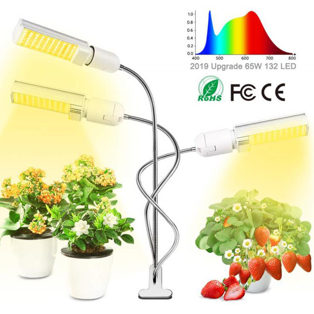 LED Plant Grow Lamps Usb Full Spectrum Fitolampy For Indoor Greenhouse Vegetable Flower Seedling Growing Phyto Lamp