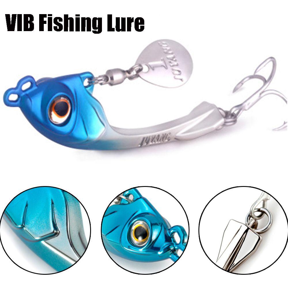 5Pcs 3D Eyes Lead Casting Jig Metal Fishing Lures Spinning Baits Deep Bass Hook