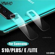 For Samsung S10 Plus Lite S10E In Camera Len Film Protective Glass on Galaxy S10Plus E Tempered