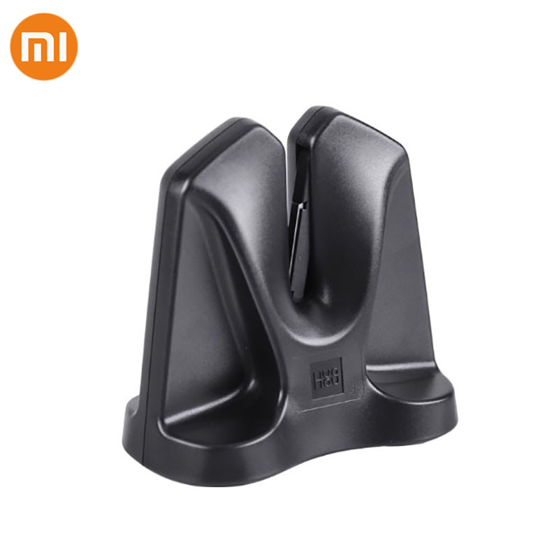 Newest Xiaomi Huohou Tungsten Steel Kitchen Professional Sharpener Singelhuvud Mi Sharpen Home Sharpener Tool Knives Accessories