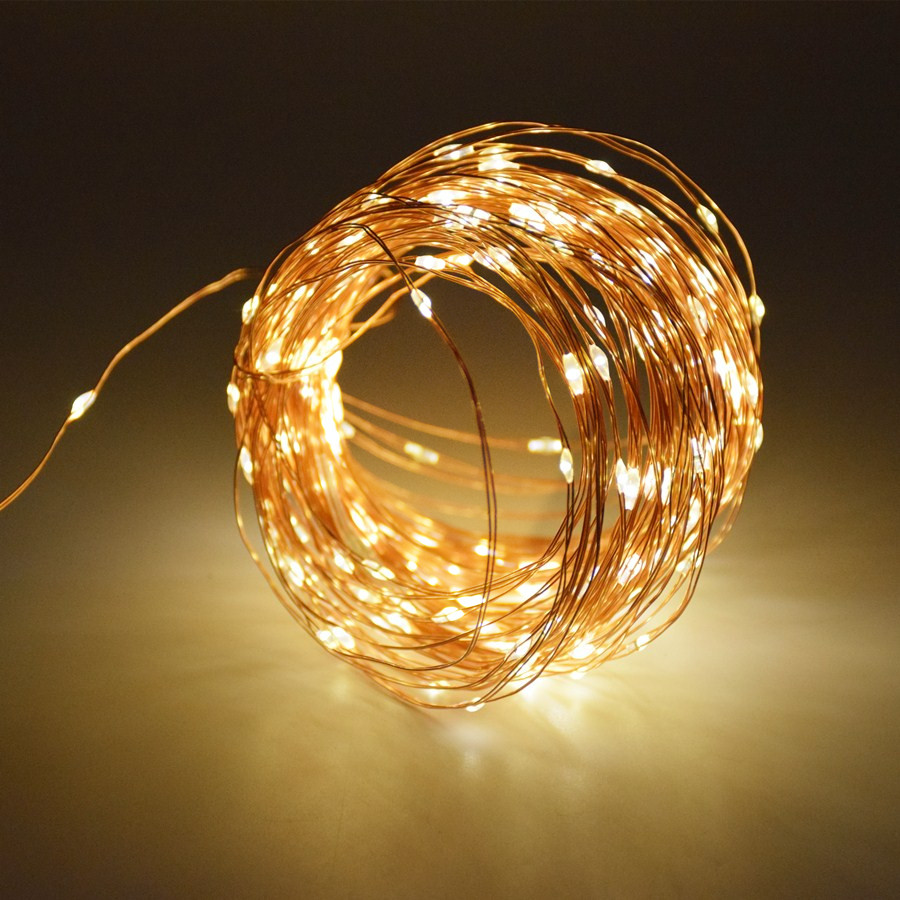 Solar String Light 100/150/200LED Copper Wire String Flasher Fairy Lights Waterproof Light With Solar Panel Party DecorationSolar String Light 100/150/200LED Copper Wire String Flasher Fairy Lights Waterproof Light With Solar Panel Party Decoration