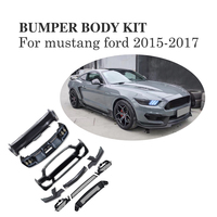 PP body kit bumper for mustang ford 2015 2017 Car Accessories