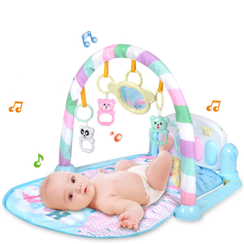 Baby Play Mat Kids Rug Educational Puzzle Carpet With Piano Keyboard And Cute Animal Playmat Baby Gym Crawling Activity Mat ToysBaby Play Mat Kids Rug Educational Puzzle Carpet With Piano Keyboard And Cute Animal Playmat Baby Gym Crawling Activity Mat Toys