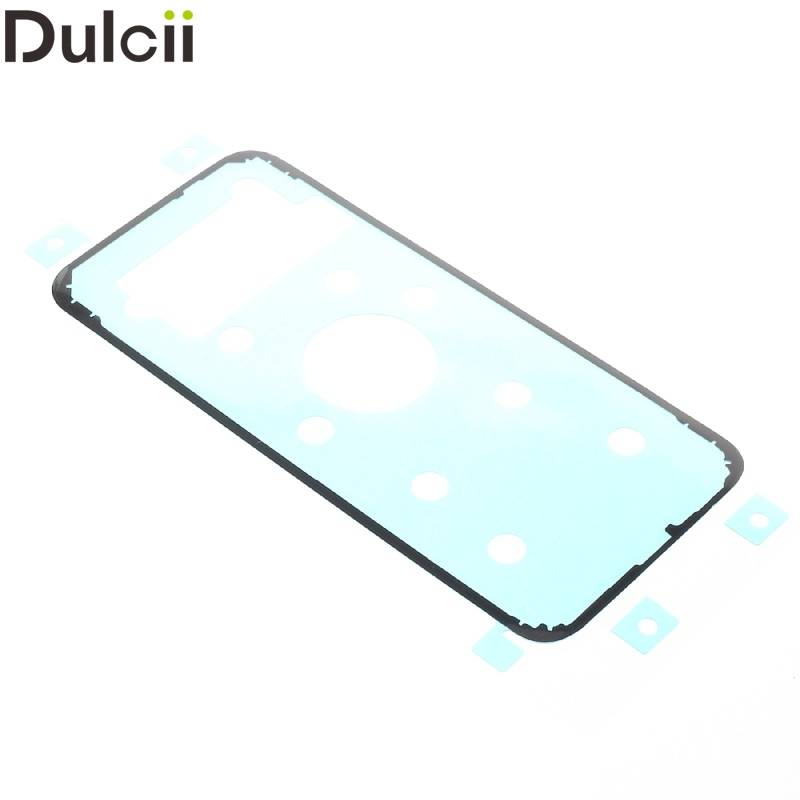 Dulcii Mobile Phone Parts for Galaxy S 8+ Phone Parts Battery Back Cover Adhesive Sticker for Samsung Galaxy S8+ SM-G955