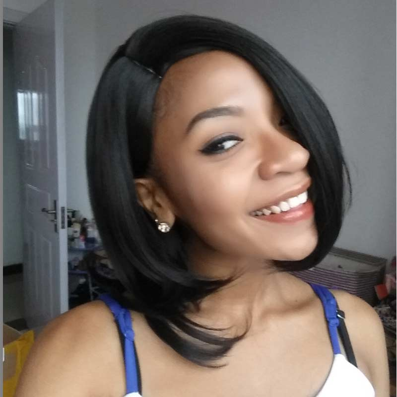 Brilliant Online Buy Wholesale Short Hairstyles Bob From China Short Hairstyle Inspiration Daily Dogsangcom