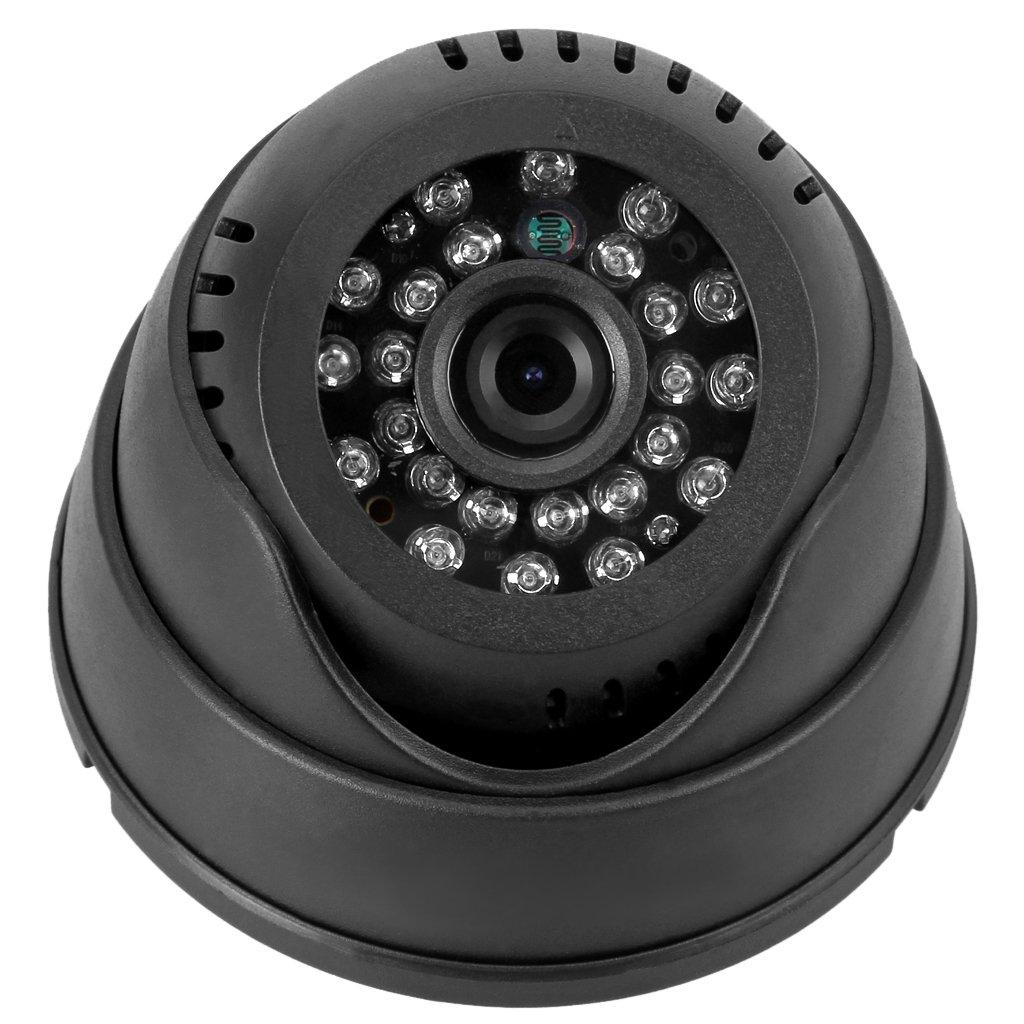 MOOL DVR dome camera 420 TVL Night security camera recorder using mini SD / TF card Camera Interior Wireless