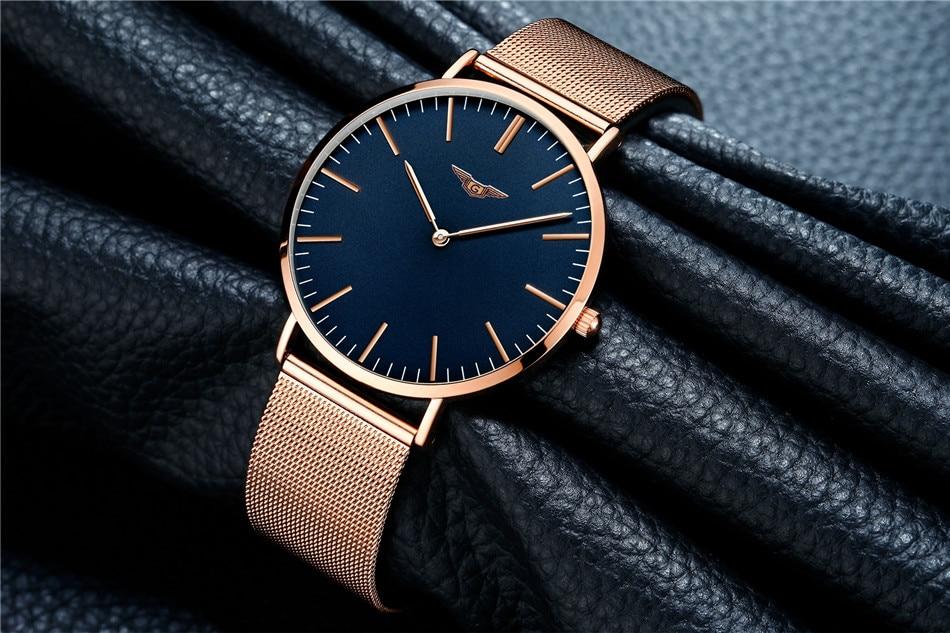 High Quality wristwatch mens