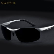 2017 Men's Polarized Lens Brand Sunglasses Square TR90 Driver Glasses Leisure Eyewear Oculos de sol Goggle Eyewear 8531