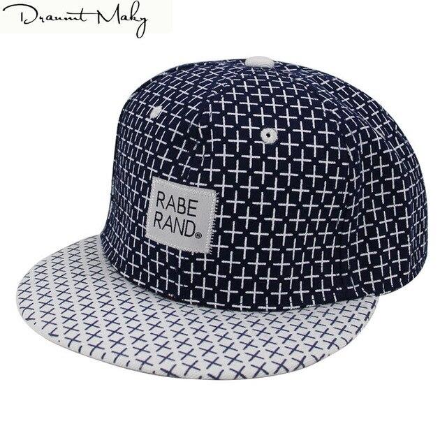 4f57ab0baa938 Stripe Embroidery Skull baseball caps hats hip hop snapbacks flat brim bones  gorra sports snapback caps