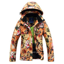 Women's Winter Jacket Skiing Jacket Tracksuit For Girl Snowboarding Alpine Skiing Coat Snowboard Hiking Climbing Ski Equip цены