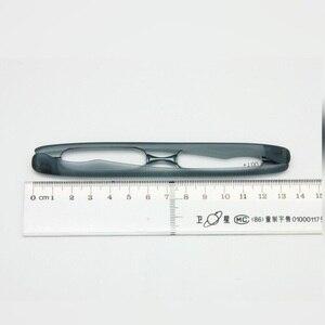 Image 5 - 3 pacote podreader óculos de leitura, eua patente mini leitor de bolso dobrável, portátil + 1.0 a + 3.0 presbiopia hyperopia óculos