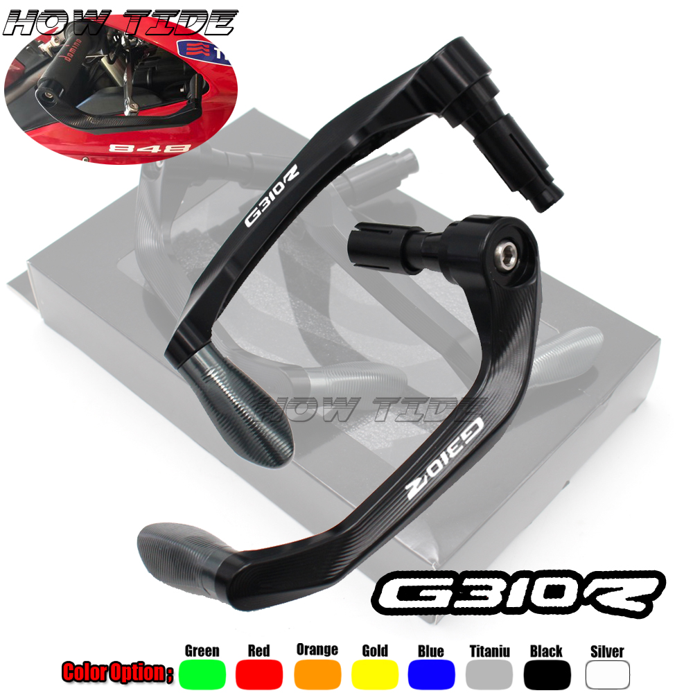 Universal 7/8 22mm Motorcycle Handlebar Brake Clutch Levers Protector Guard For BMW G310R G 310R 310 RUniversal 7/8 22mm Motorcycle Handlebar Brake Clutch Levers Protector Guard For BMW G310R G 310R 310 R