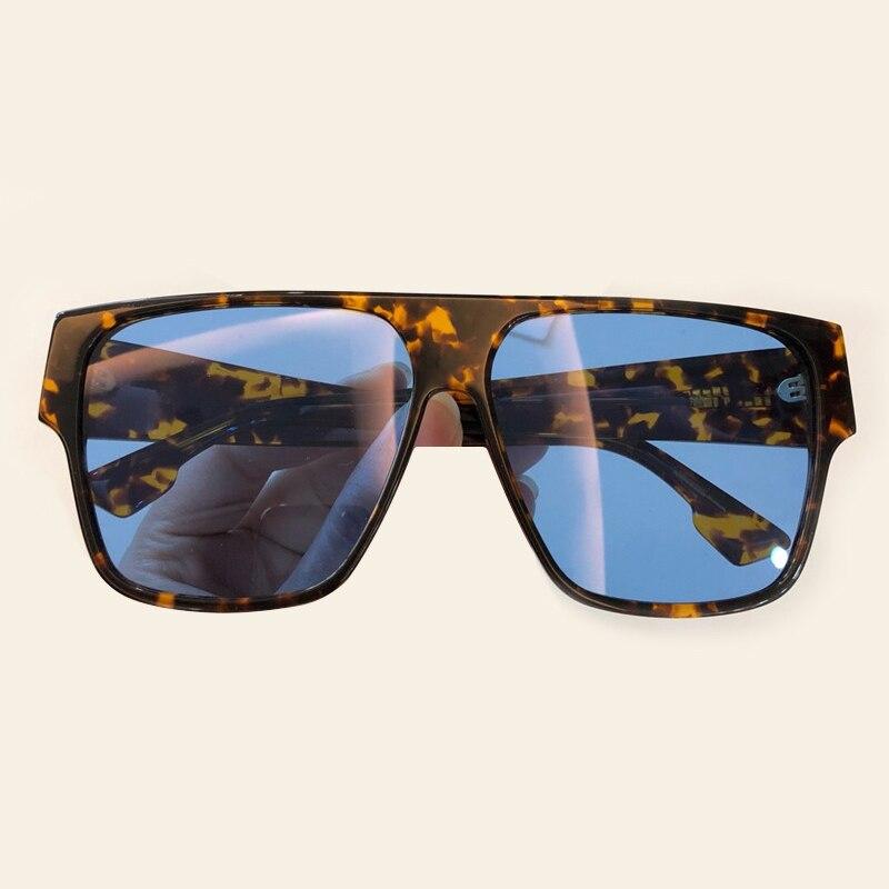 Verpackung 5 Designer no Sonnenbrille Acetat 2019 2 no De Vintage No Oculos Frauen Mit 3 1 Quadrat 4 no Box Sol no no Feminino 6 Luxuury Marke Rahmen Mode ZwEq4Fq