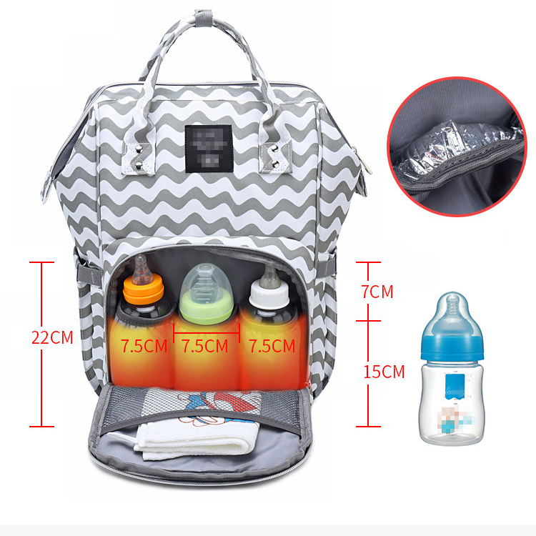 Mummy Bag portable Both shoulders Mom goes out High-capacity waterproof Mother and child Backpack Multi-functionMummy Bag portable Both shoulders Mom goes out High-capacity waterproof Mother and child Backpack Multi-function