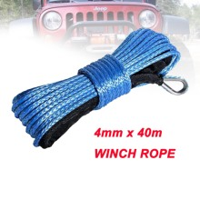 Winch-Rope Car-Accessories Uhmwpe-Fiber-Rope 4WD/OFF-ROAD Line Towing-Cable Synthetic