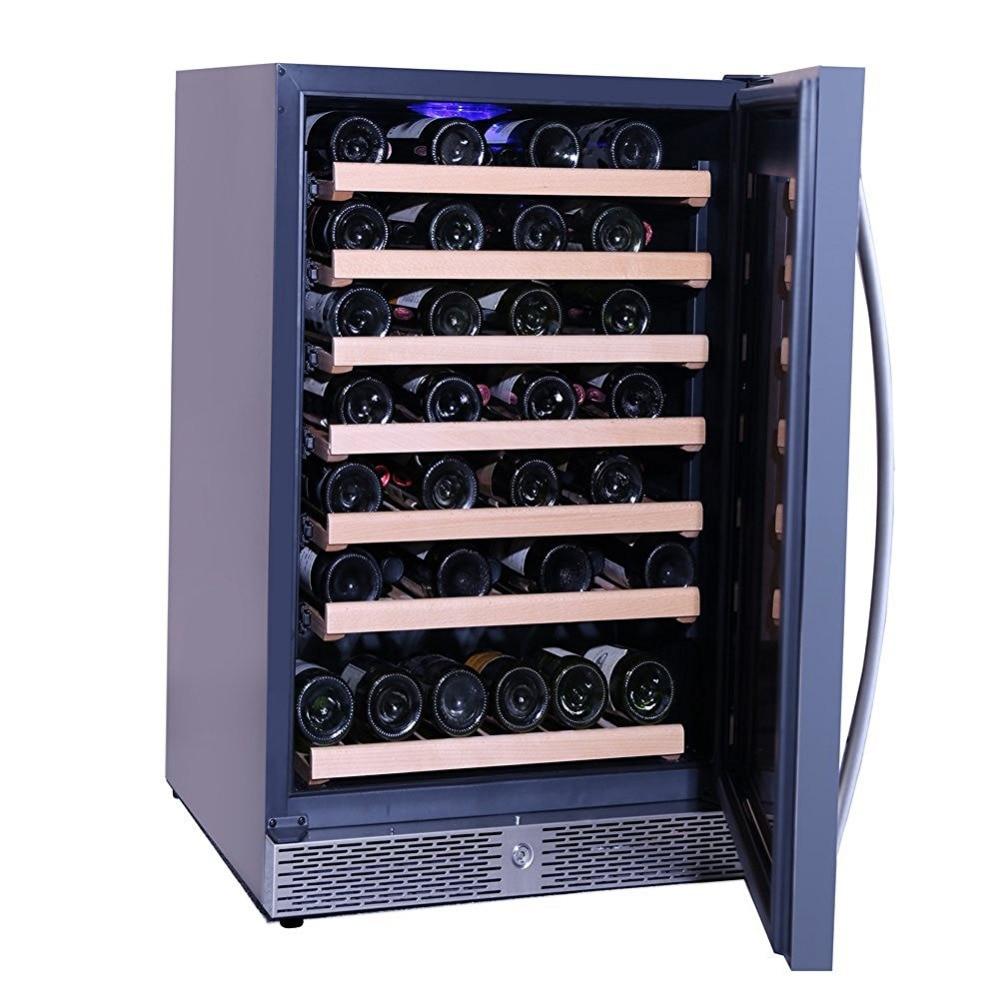 Smad 46 Bottle Built-In Compressor Wine Fridge
