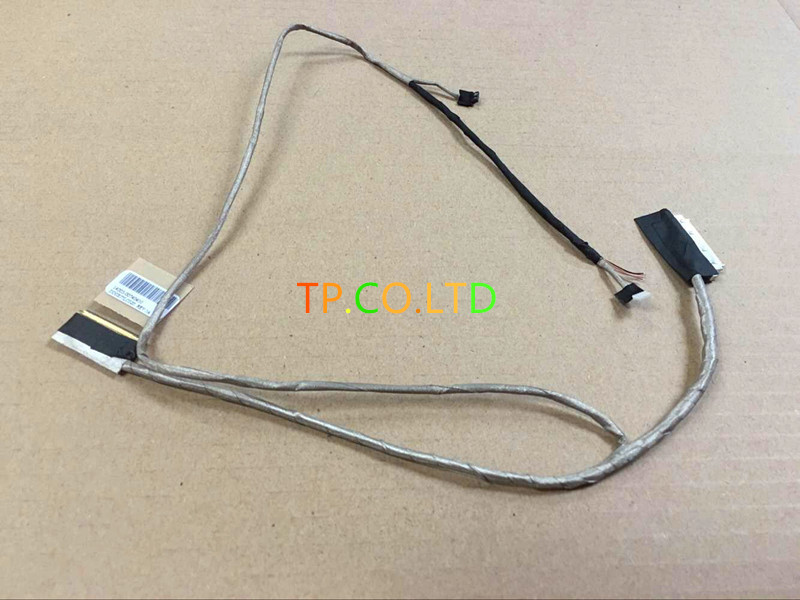 все цены на New LCD Video Screen Data Cable Wire For Asus X202E S200 S300 S400 T00T S500C S550 N550 S500 S550C DD0XJ7LC020 14005-00740400 онлайн
