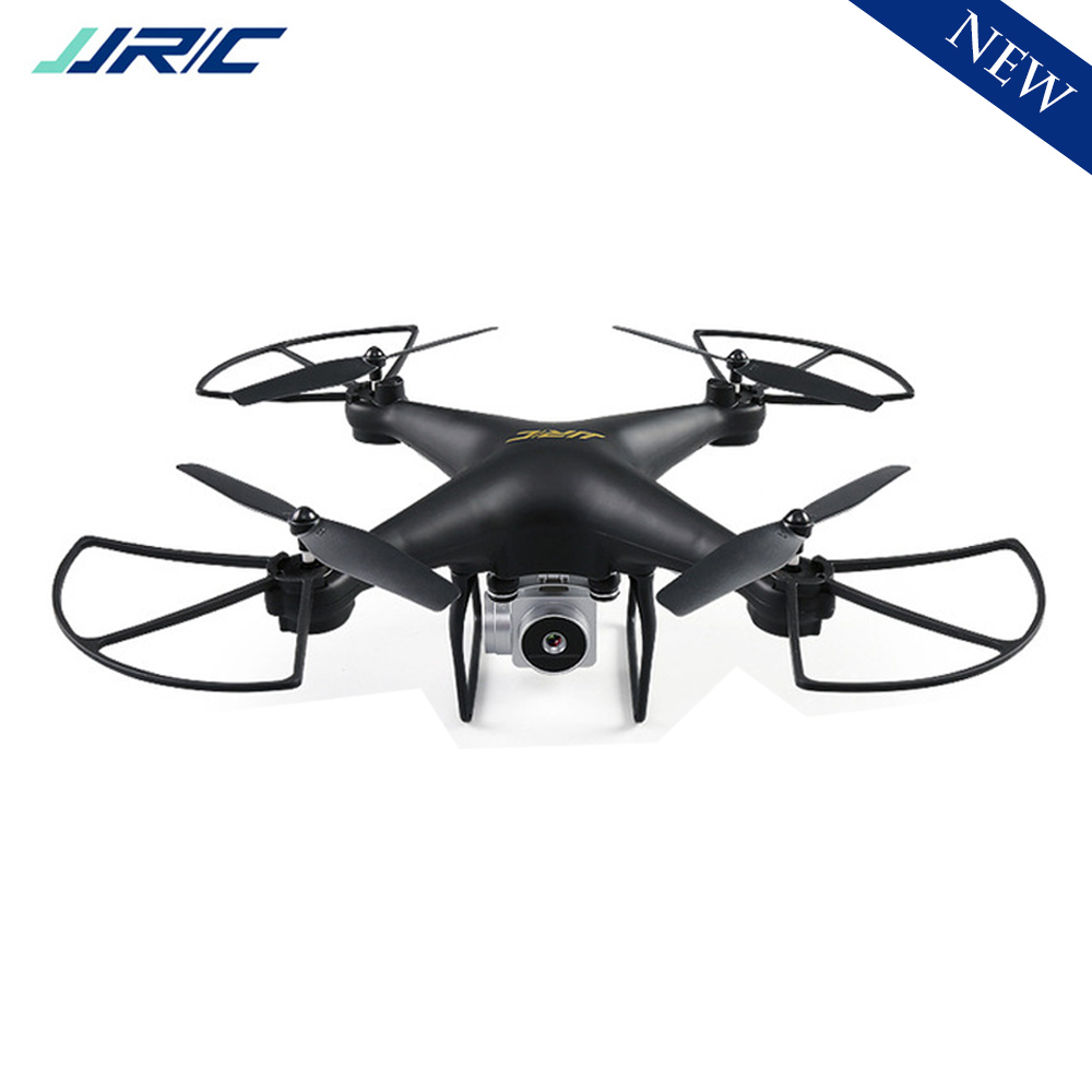 JJRC H68 Bellwether Quadcopter with Camera Drone Wifi FPV Altitude Hold Headless Mode RC Helicopter Dron 20 Minutes Playing Time jjrc h12wh wifi fpv with 2mp camera headless mode air press altitude hold rc quadcopter rtf 2 4ghz