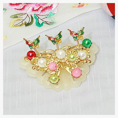 Hair Sticks Hair Pin Girl's Hair Accessory Korea Style Hanbook Hair Jewelry