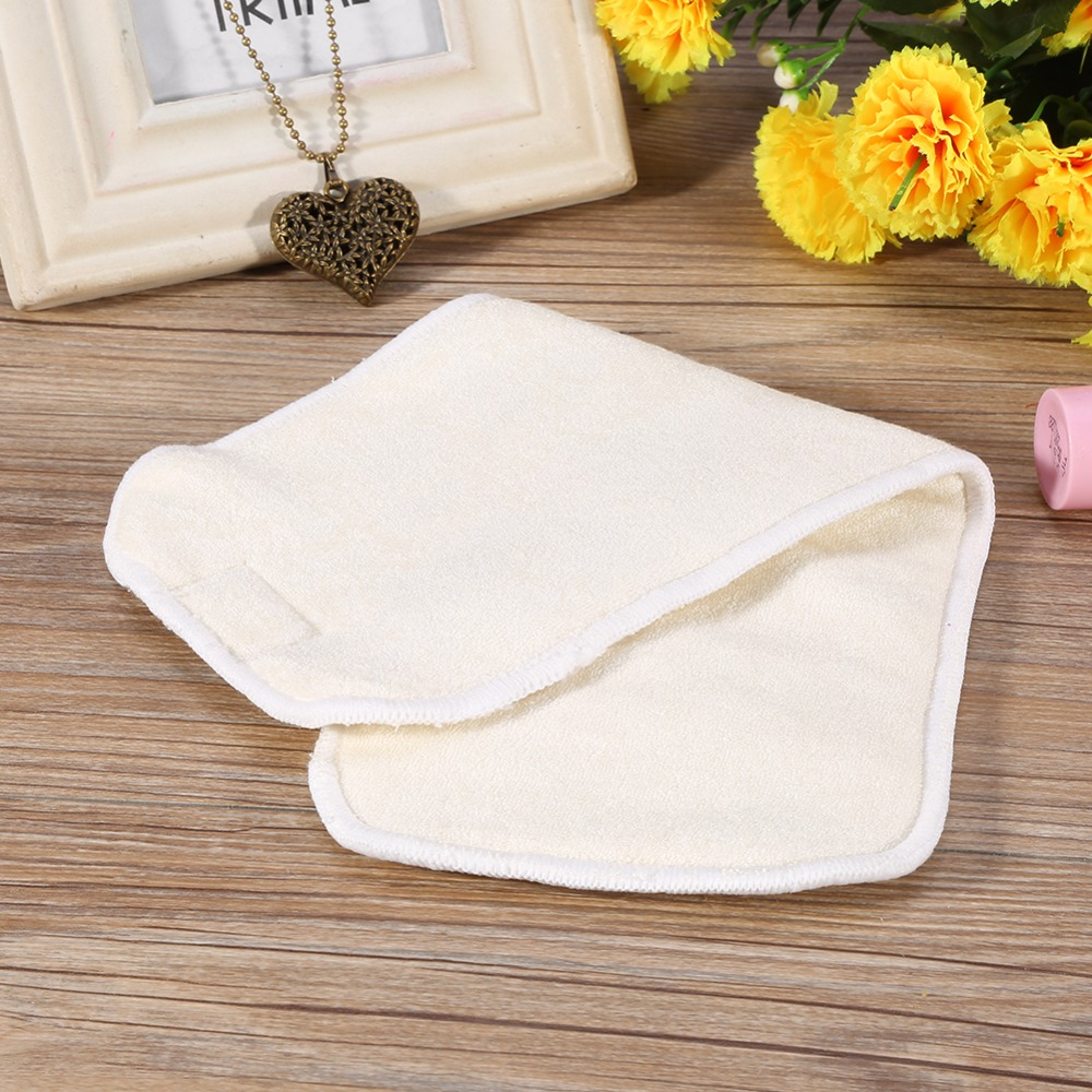 Flight Tracker White Fleece Nappy Liners Reusable Washable For Cloth Nappies New Baby Changing & Nappies Baby