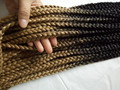 """Hot Sale Ombre Box Braiding Hair Extensions Janet Collection Synthetic Hair Crochet Braids 3S Havana Box Braid 24"""" African Style"""
