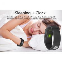Шагомер монитор сердечного ритма часы Bluetooth Smart Шагомер Браслет крови кислородом сердечной Приборы для измерения артериального давления Мониторы часы
