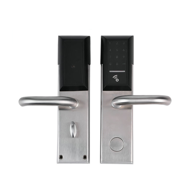 Smartphone Bluetooth Door Lock APP Combination, Code Touch Screen Keypad Password Smart Electronic door Lock lk8810AP