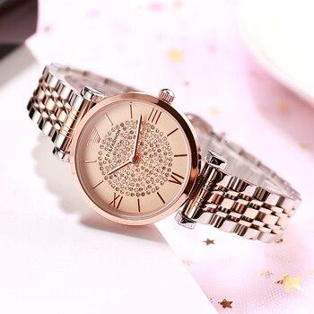 שעון יוקרה קוורץ לאישה