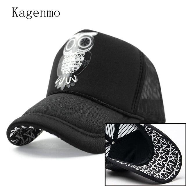 59b08360565 Kagenmo New Brand Original Cartoon Bear Truck Hat Fashion Hip Hop Baseball  Caps Leisure Cheap Feminino
