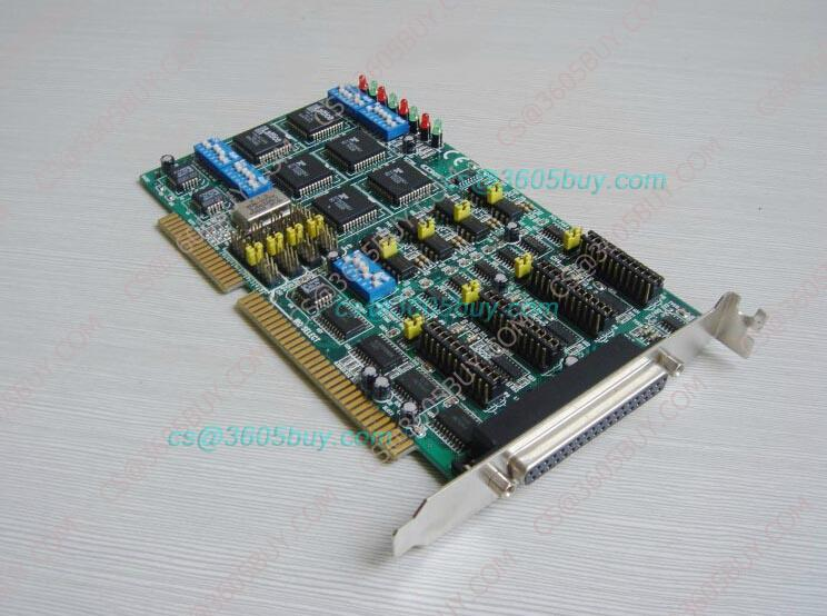ФОТО PCL-746+4 4 port RS-232/RS-422/RS-485 Communication card PCI 100% tested perfect quality