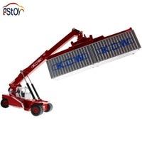 Liga Diecast modelos de caminhões de obras de metal 1:50 engenharia veículo de transporte de caminhão coleção de brinquedos
