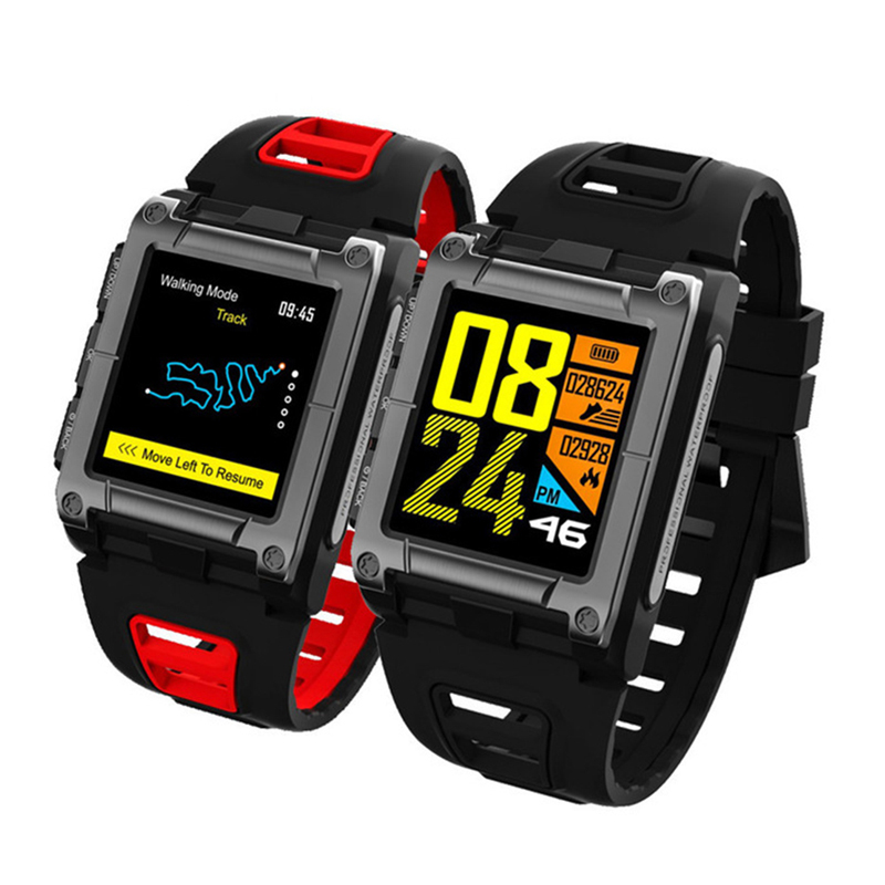 S929 GPS Sport Smart Band Blood Pressure IP68 Waterproof Swimming Smart Watch Heart Rate Monitor Color Screen Smart Bracelet image