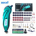BDCAT 2018 New Style Electric Dremel Mini Drill polishing machine Variable Speed Rotary Tool with 140pcs Power Tools accessories