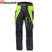 Racing Motorcycle Pants Motocicleta Motocross Pants Pantalon Moto Trousers Men HP0960 Racing Pants with Protective Knee Pads