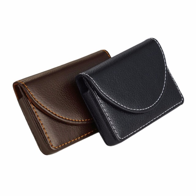 High Quality Credit Card Package Card Holder Double Open Business     High Quality Credit Card Package Card Holder Double Open Business Card  Holders Case Visiting Cards Passport