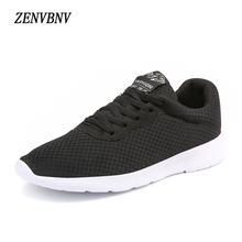 ZENVBNV Men's Shoes 2018 Casual Shoes Men Breathable Spring Summer Mesh Lovers Shoes New Brand Ultras Boosts Superstar Shoes цена 2017