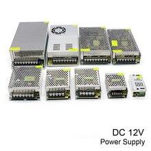 Коммутации Питание DC 12 V 10A 15A 20A 30A 40A 50A 60A 100 W 120 W 150 W 200 W 240 W 350 W 500 W 600 W 720 W 800 W 1000 Вт для светодиодные фонари